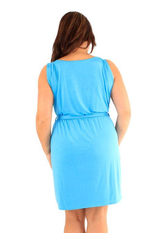 jurkje blauw