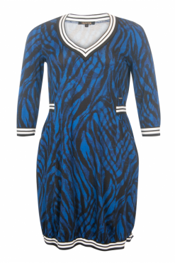 Dress Brigida Zebra