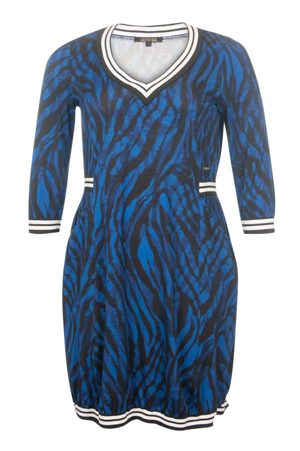 Dress Brigida Zebra