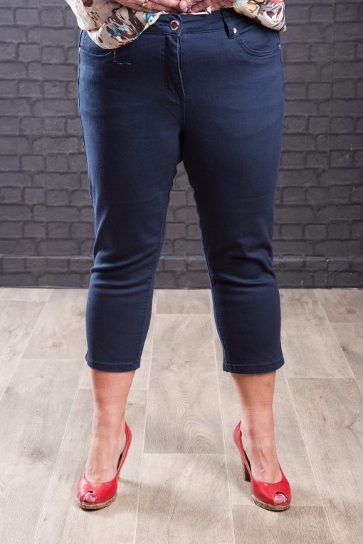 Curve shaping blauw